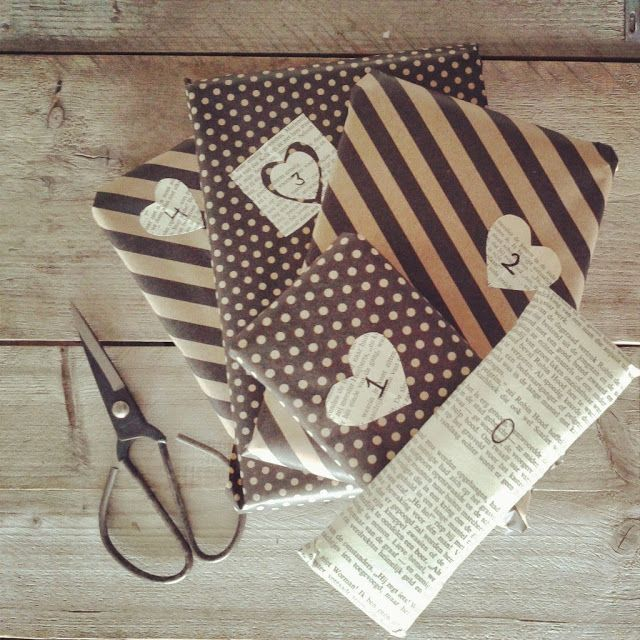 Ondertussen op Instagram - Creations by Corline - Giftwrapping