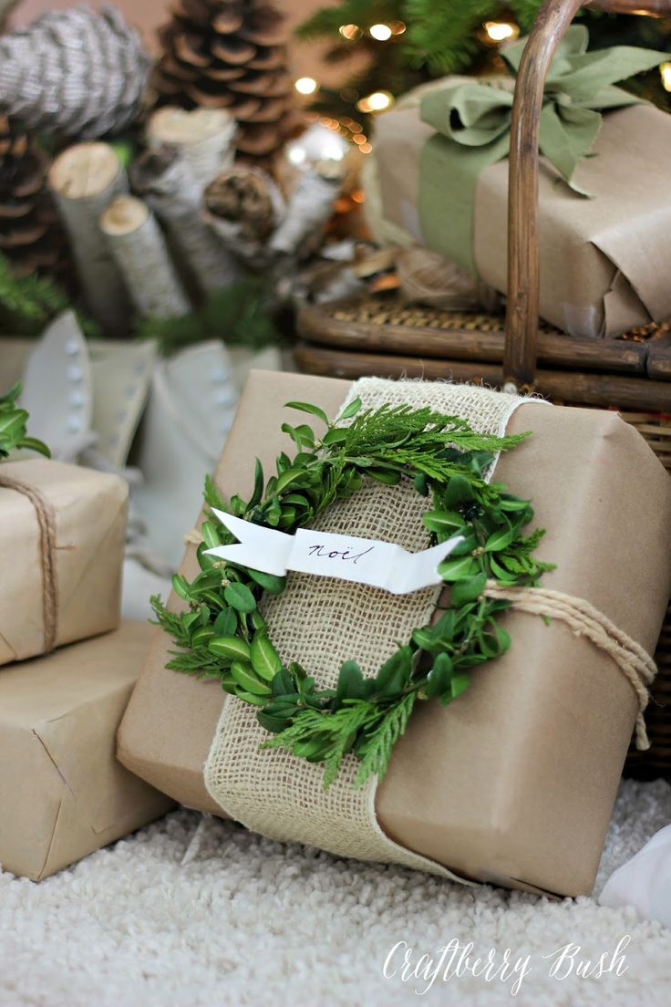 @craftberrybush - Gift Wrap