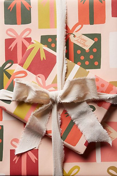 gift wrap wrapping