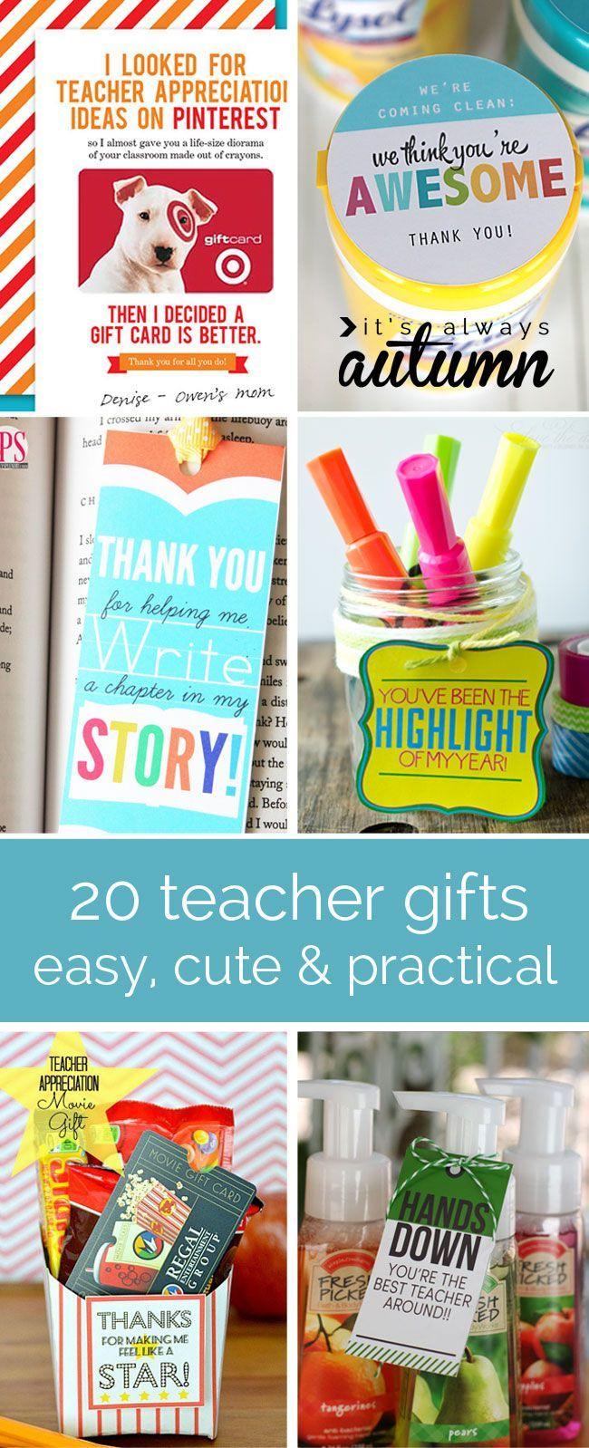 Teacher-Gifts-Ideas-20-cute-easy-cheap-practical-teacher ...