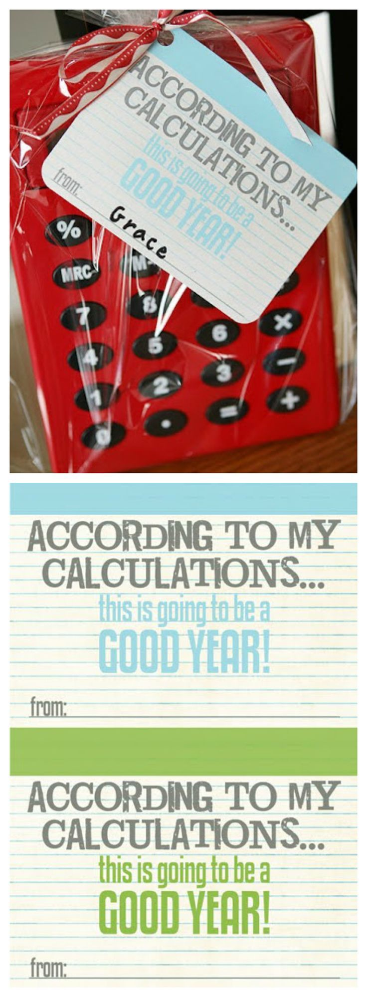 Back To School Teacher Gift | According to my Calculations... This is going to b...