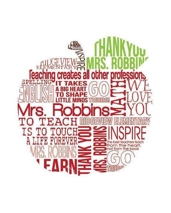 retirement gifts for teachers gift ideas
