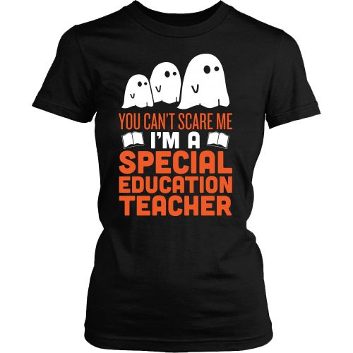 Special Education Teacher Ghost