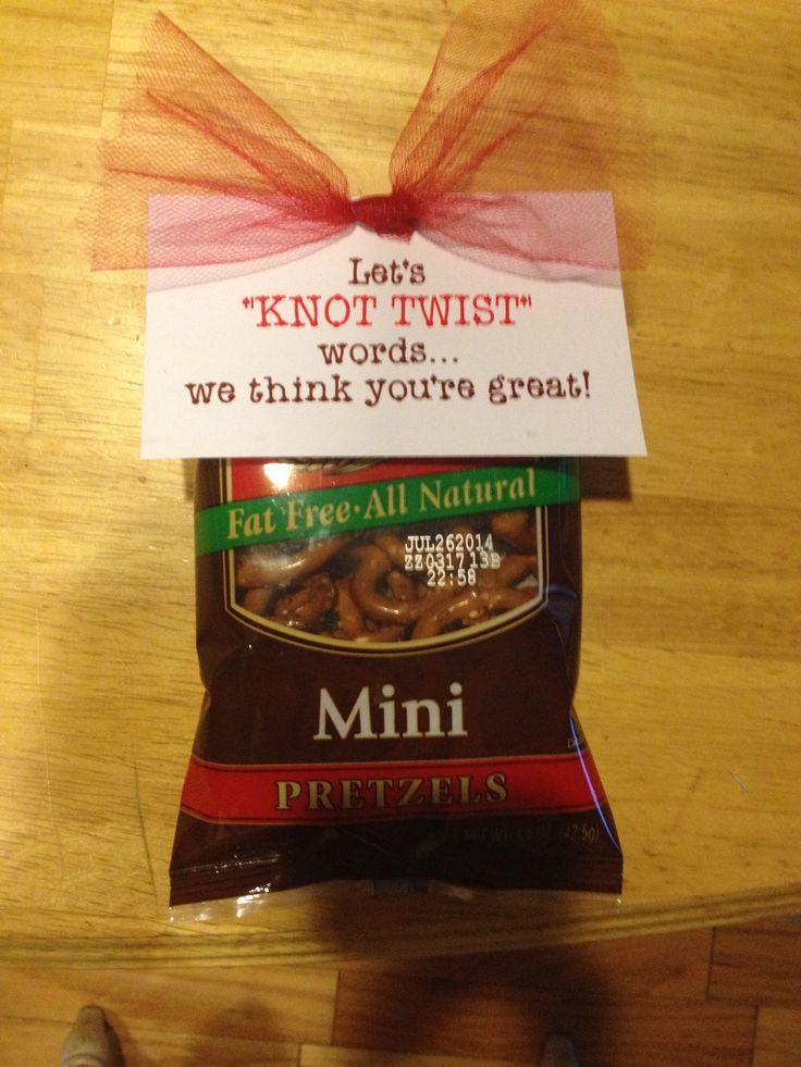Teacher Appreciation-pretzels