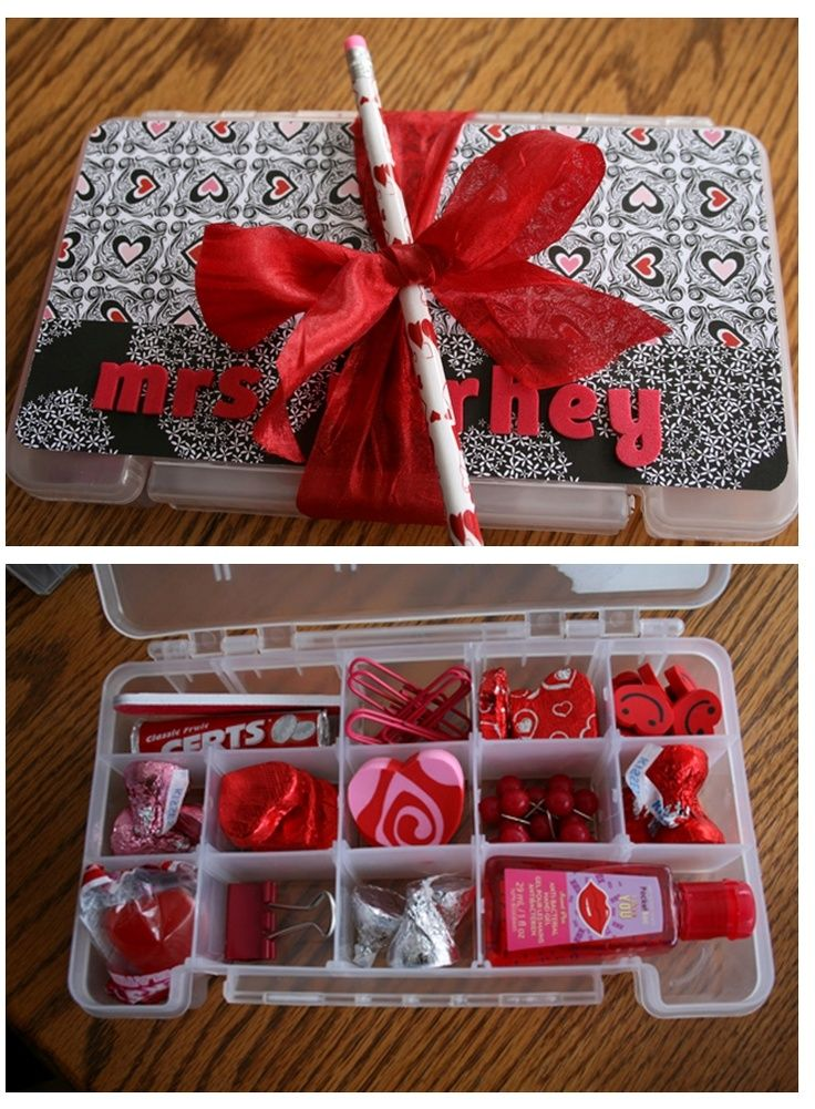 Teacher gifts who gives there a valentines gift