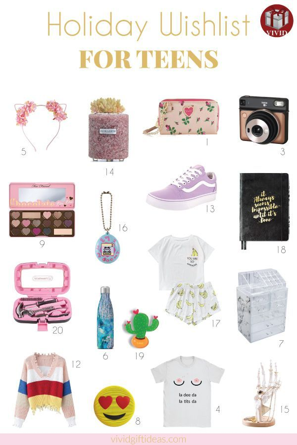 birthday gifts for teenagers unique and cool christmas - Christmas Gift Ideas For Girls