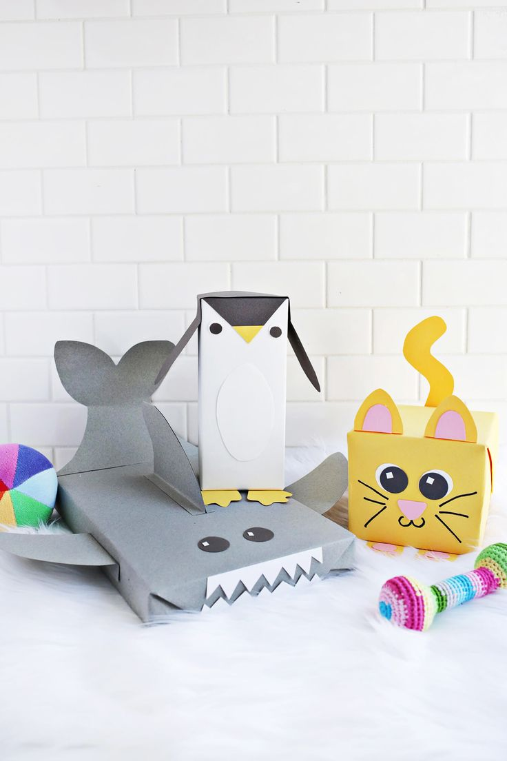 Cute Animal Wrapping Paper Ideas