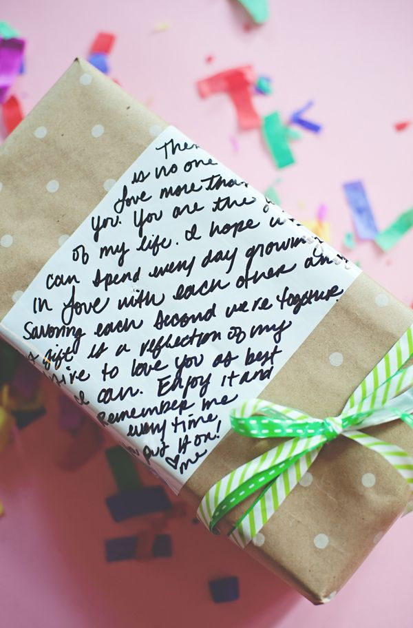 White board wrapping paper