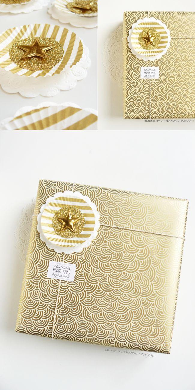 #15 : Golden Christmas