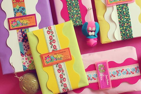 Creative DIY Gift Wrapping Ideas #christmas #wrapping