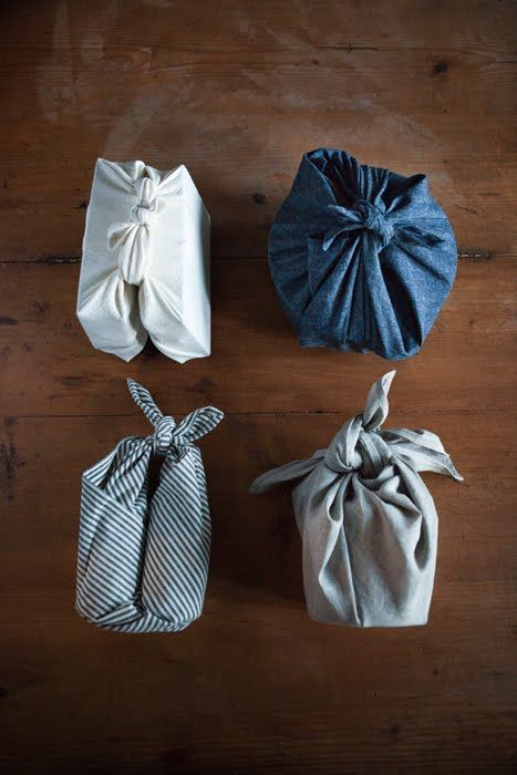DIY Firoshiki Giftwrap From Japan