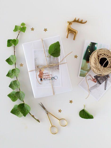 cafenoHut: Sarmaşık Karmaşık - Simple Gift Wrapping
