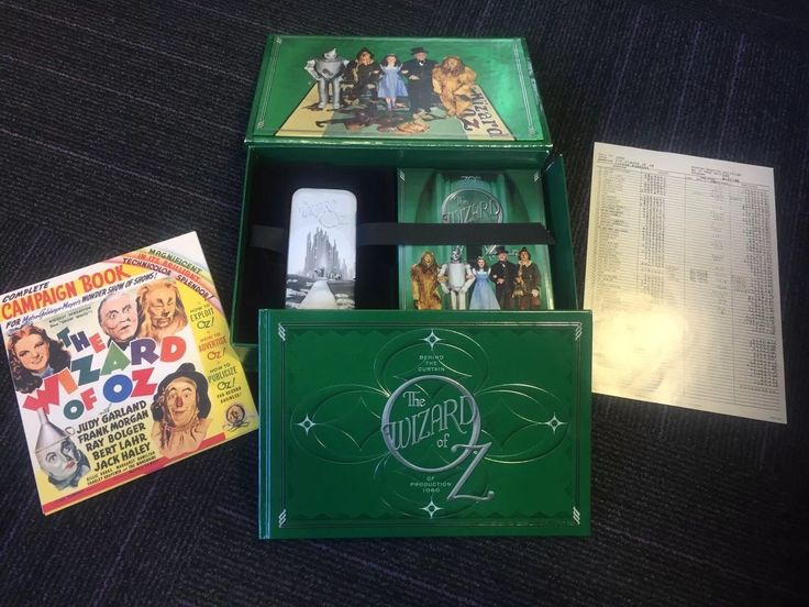 Mom Birthday Gifts Wizard Of Oz Limited Edition 70th Anniversary