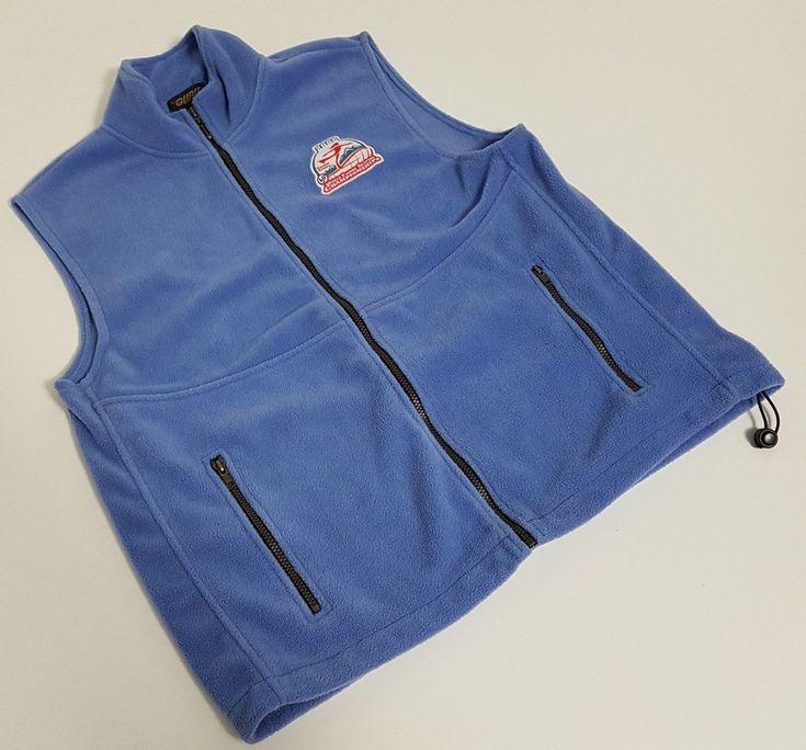 Mom Birthday Gifts World Figure Skating Championships Fleece Vest