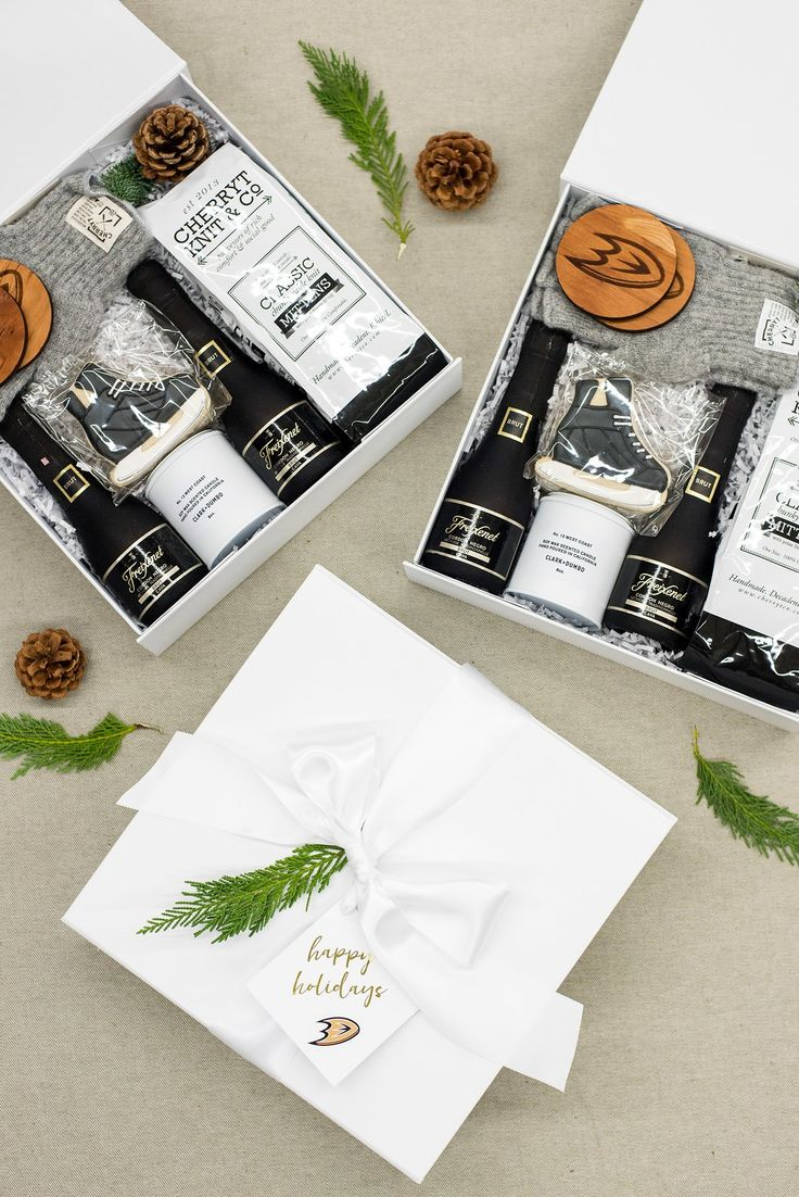 Custom Corporate Event Welcome Gift Design & Delivery Service – Marigold & Gre...