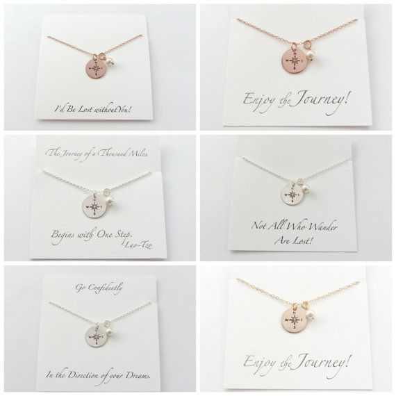 Bridesmaid Gift Ideas - Bridesmaid Jewelry - Bridesmaid Proposal Ideas - Coordin...