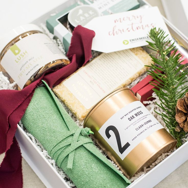 Gallery: Corporate & Client Holiday Gifting Design & Delivery Service – Marigo...
