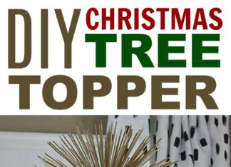 birthday gifts for teenagers his diy christmas tree topper tutorial is so simple and
