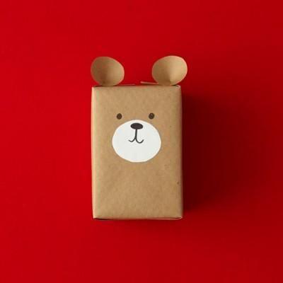Wrapping Ideas: Teddy Bear Box