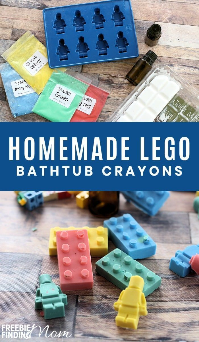 Do your kids like bath time? Whether they love or loathe bath time this homemade...