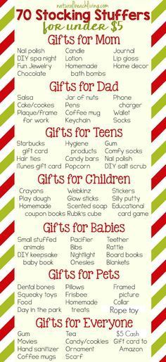 diy gifts ideas 70 super stocking stuffers for under 5 budget