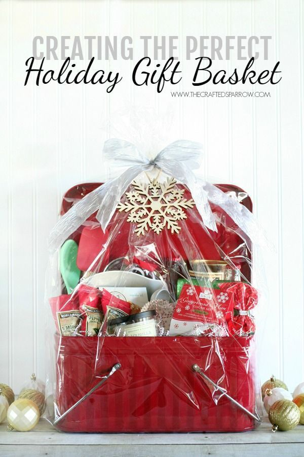 DIY Gifts Ideas : Building the Perfect Holiday Gift Basket ...