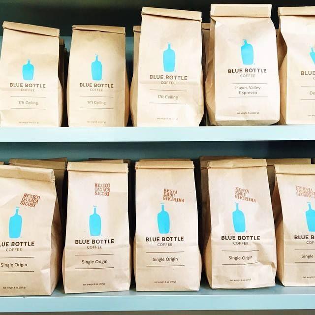 Facebook/ Blue Bottle Coffee