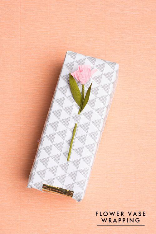 flower vase for a gift