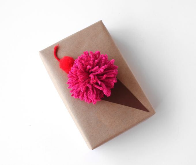 ice cream cone gift wrapping