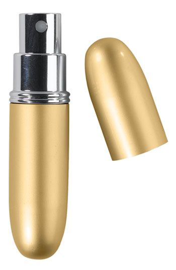 Elegant, refillable fragrance atomizer to spritz on the go! awesome stocking stu...