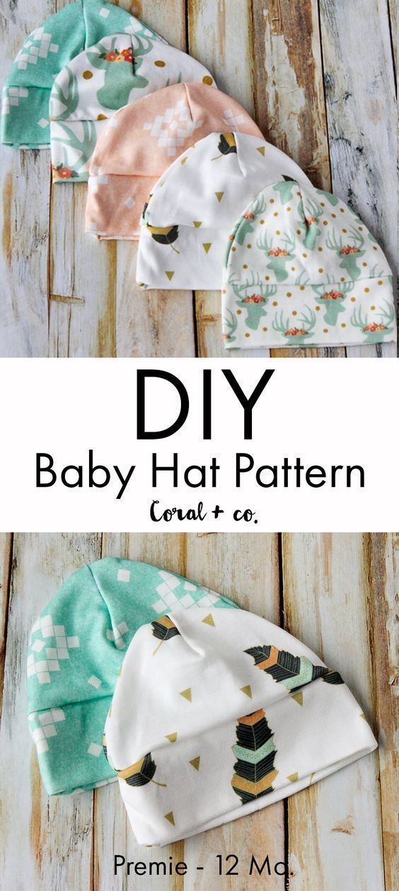 Not only are these great patterns for beginner sewists, they also are perfect se...