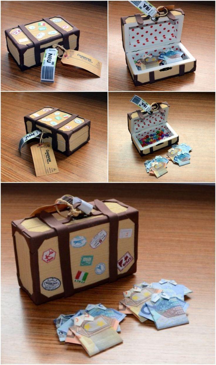 Diy Gifts And Wrap Geldgeschenke Zur Hochzeit Originell Verpacken