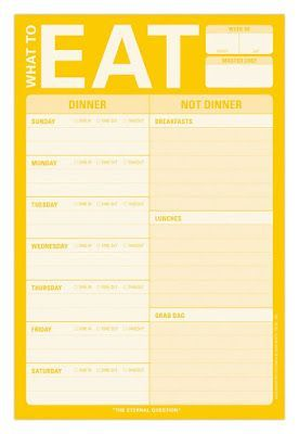 Mom Birthday Gifts Menu Planning Notepad Great Tool For Keeping Yourself Organized In The Kitchen