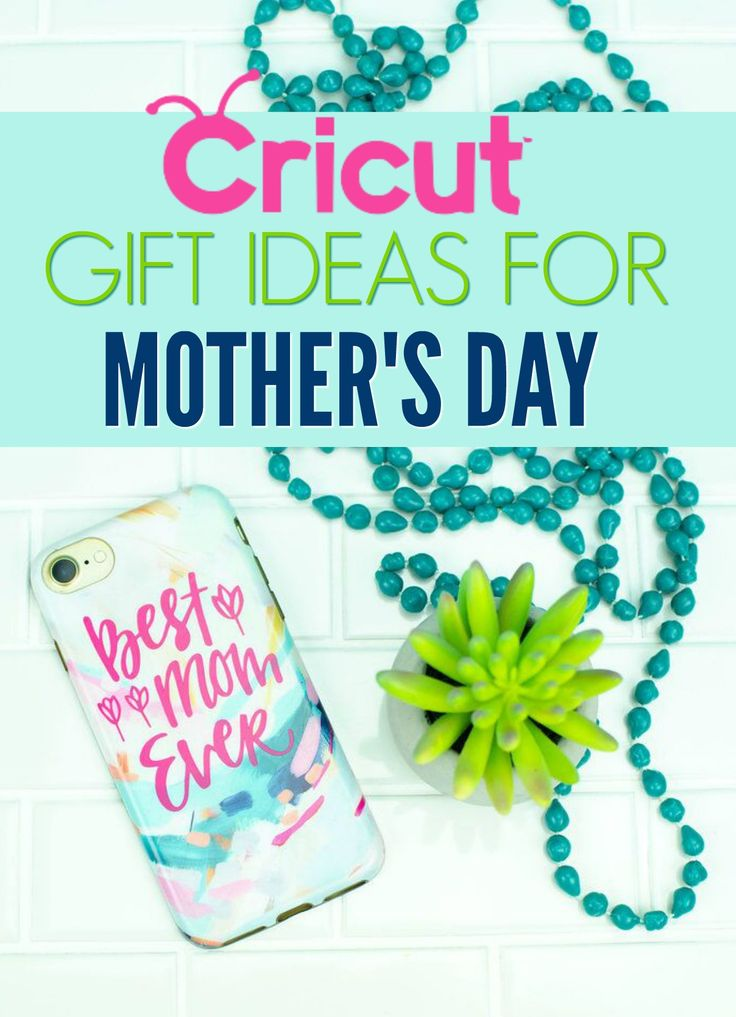 Today I want to show you how we made this adorable Cricut Gift Idea For Mother...