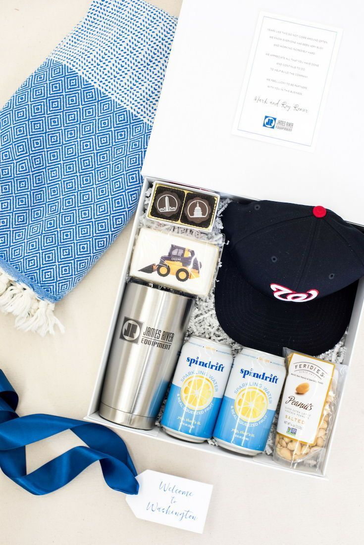 Best Corporate Gifts Ideas     CORPORATE EVENT GIFTS// Blue and white DC theme c...