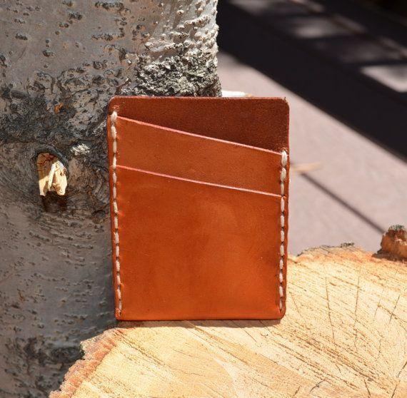 Corporate Gifts Ideas     Corporate Gifts Ideas     Handmade Slim Wallet, Leathe...
