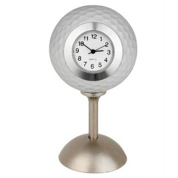 Golf Table Clock makes the perfect corporate gift for your favorite golf enthusi...