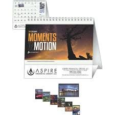 We love these new calendars that incorporate tech into a classic.  Just download...