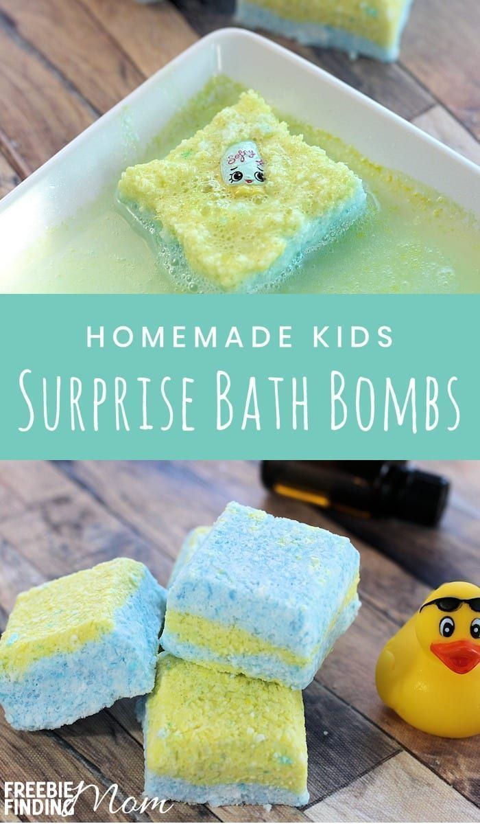 Is bath time a battle at your home? Then whip up this homemade bath bomb recipe ...