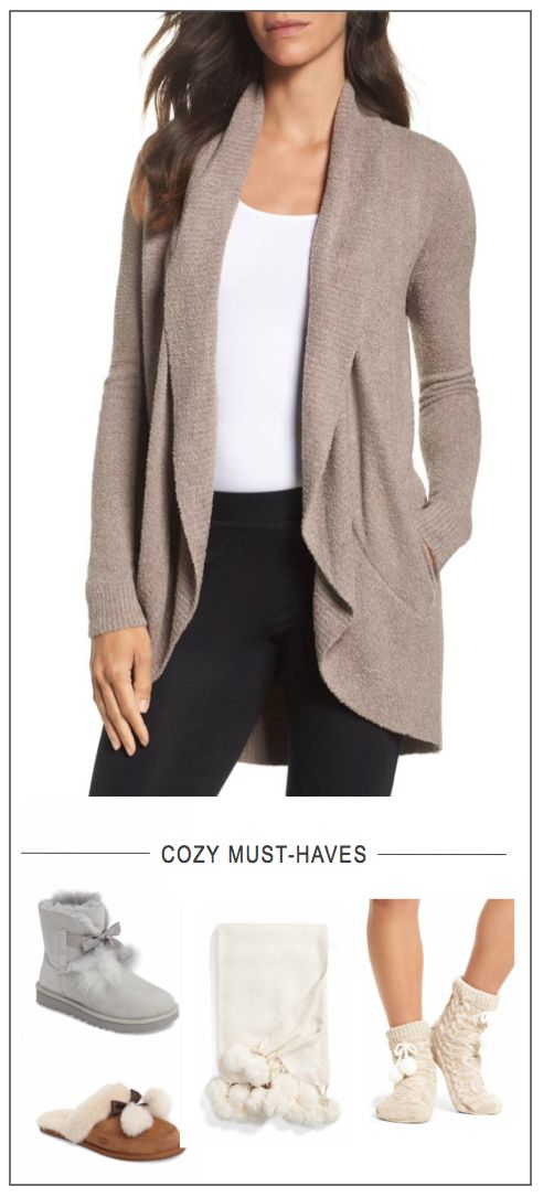 Cozy MUST-haves! #Cozy #Gift #GiftIdeas #Gifts #Giftsforher
