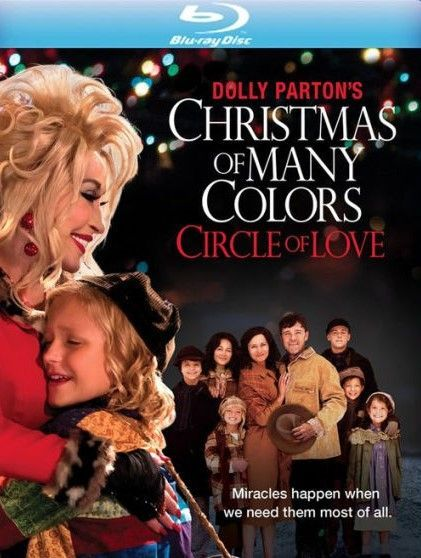 Dolly Parton's Christmas of Many Colors Circle of Love movie. The best Chris...