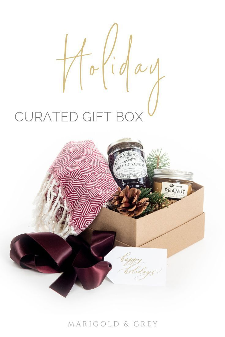 Artisan Gifting Business Marigold & Grey Launches 2018 Ready-to-Ship Holiday Gif...