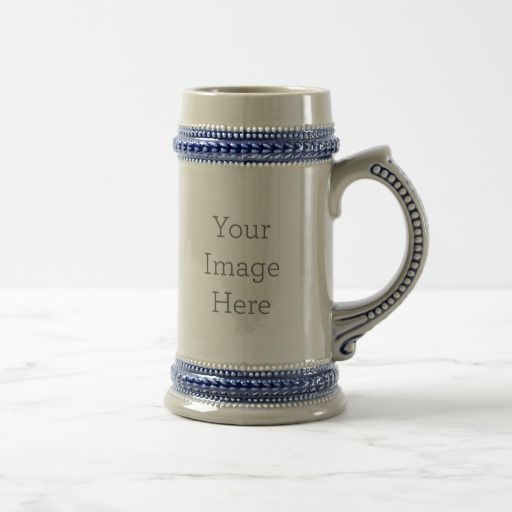 Create Your Own Beer Stein
