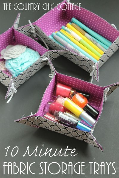You�ll love how cute and easy these sewing projects are to whip up! So many br...