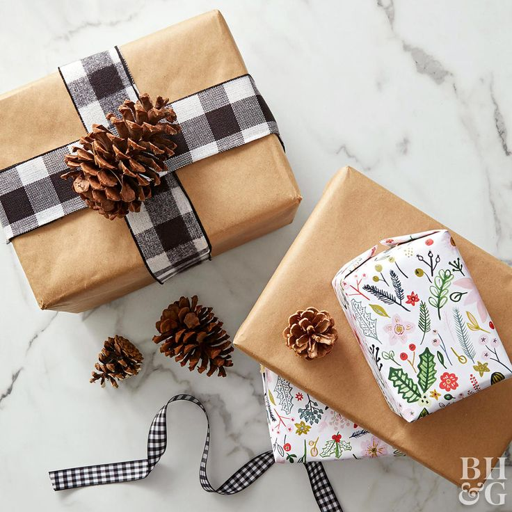 See why most wrapping paper belongs in the trash and what you can do to reduce w...