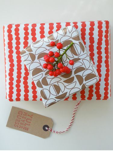 Fun, festive ideas for wrapping your holiday gifts!
