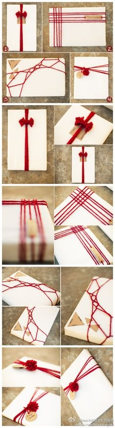 Gift wrapping ideas wilfredh   media-cache2.pint...