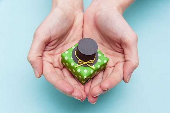 Tiny St. Patrick's Day Gifts for Leprechauns by Handmade Charlotte