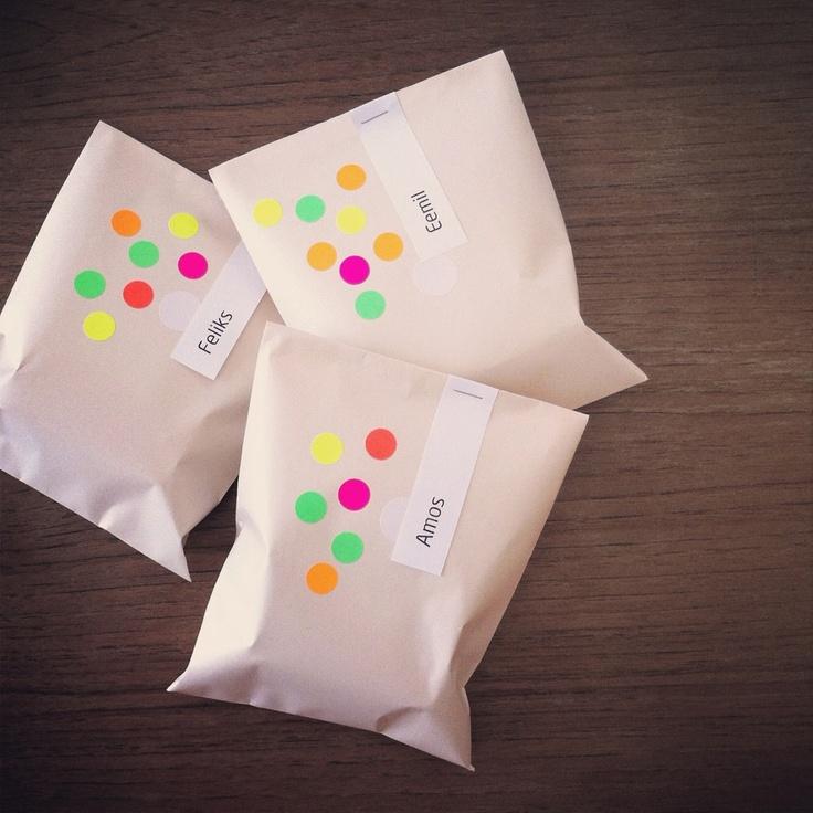 confetti wrap | SANUKKA