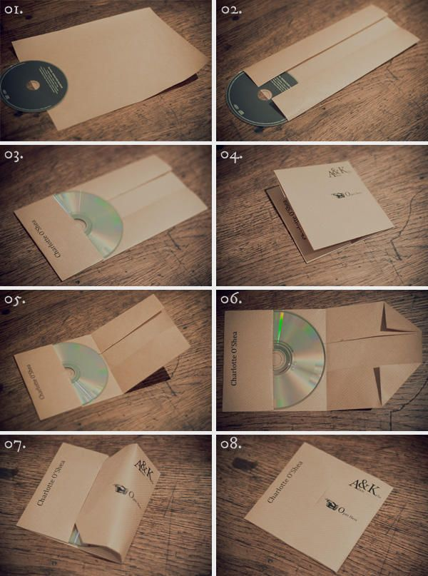selfmade cd protection